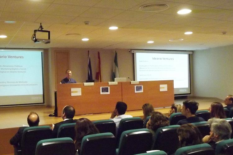 Cámara de Comercio de Jerez conferencia imagen destacada