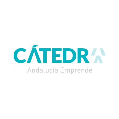 Logo Cátedra Andalucía Emprende galería