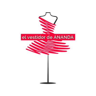 Logo El vestido de Ananda galería