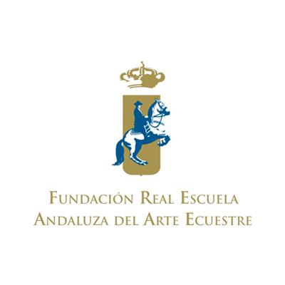 Logo Fundación Real Escuela Andaluza del Arte Ecuestre galería