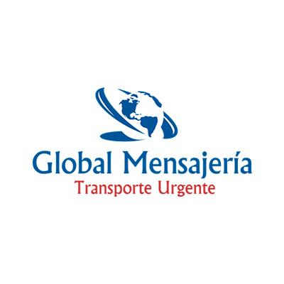 Logo Global Mensajería galería