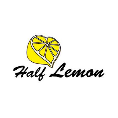Logo Half Lemon galería