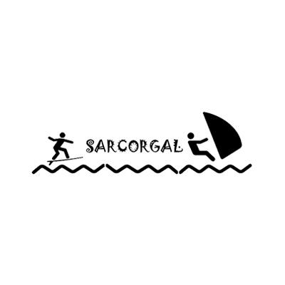 Logo Sarcorgal galería