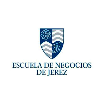 Logo Escuela de Negocios de Jerez carrusel