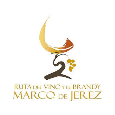 Logo Ruta del vino y del brandy marco de Jerez carrusel
