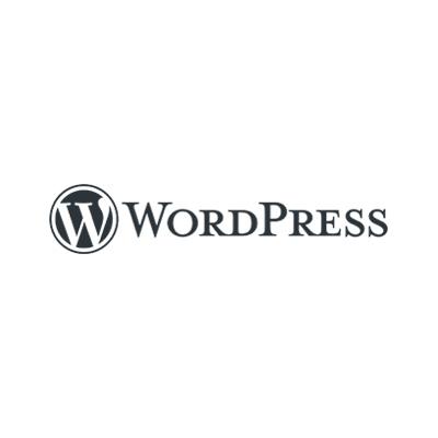 Logo WordPress galería