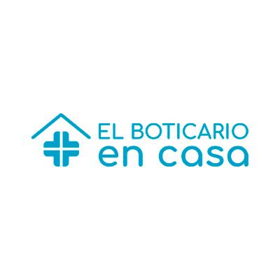 Logo El Boticario en Casa galería